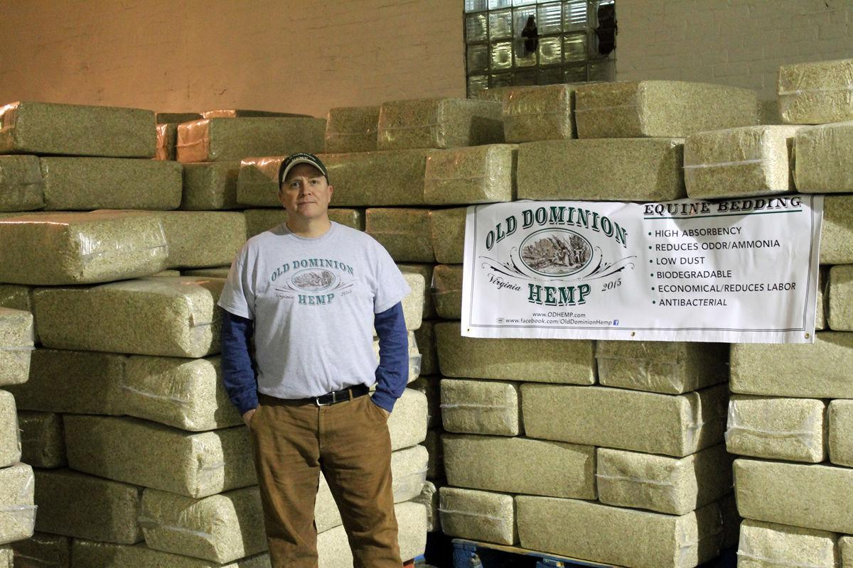 CT: Local hemp importer waiting for rule change to expand business