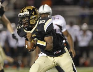 Slideshow-Monticello vs. Charlottesville football