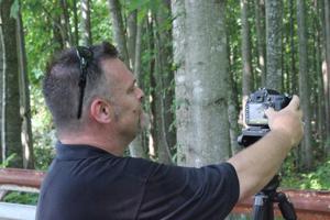West Coast man making film about Cedar Mt. Battle