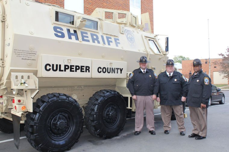 Culpeper County Website > Government > County Departments