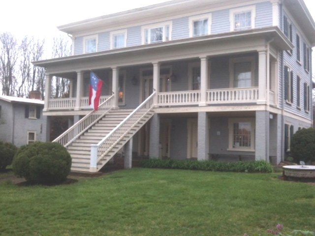 1860 Exchange Hotel Гордонсвилль