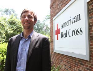 Nick Rader, Red Cross