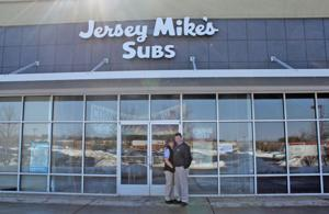 Jersey Mike's Subs to open in April