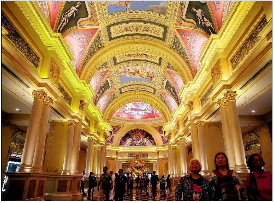 Future of the casino industry a central issue as Macau voters go to polls