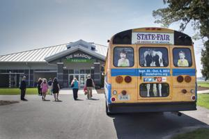 <p>The State Fair will be held September 25 through October 4 at The Meadow Event Park in Doswell.</p>