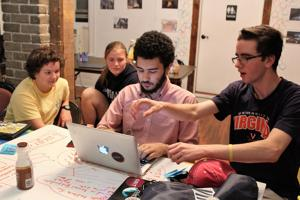 CT: AHS students propose civic engagement solutions at HackCville