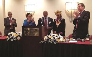 Virginia NAACP honors Ruth Lewis Smith