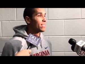 Brogdon on the Maryland win