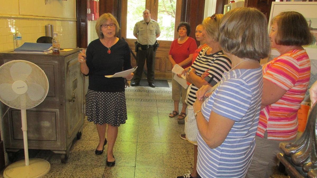 In advance of vote, Augusta County starts courthouse tours