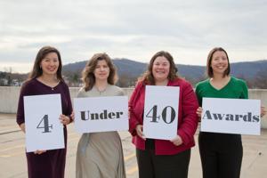 4 Under 40 Winners