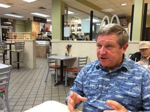 <p>Paul Edmondson recalls his 20-year career in the US. Air Force.</p>