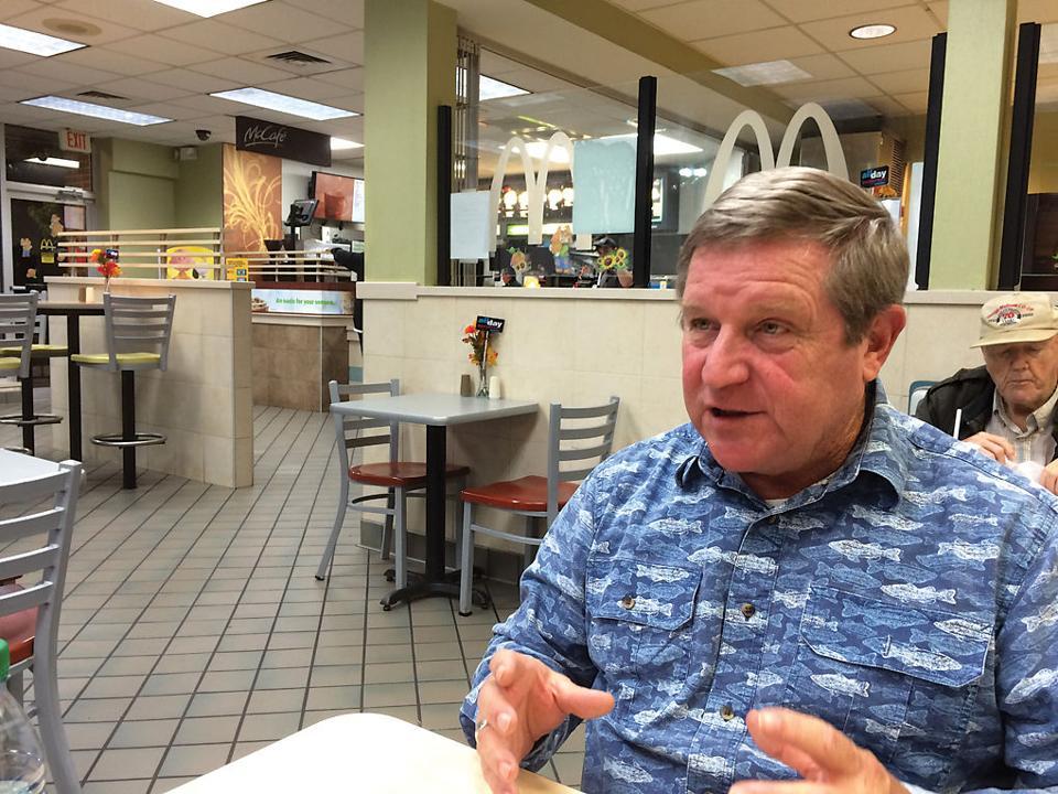Local veteran recalls 20-year career in Air Force