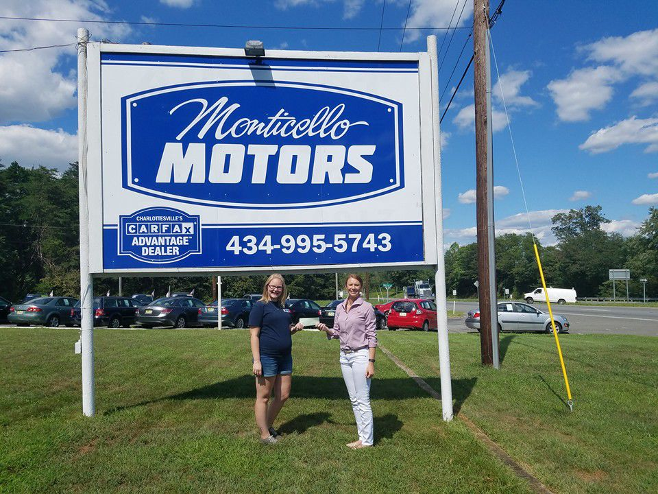 Paul davis monticello motors raise funds for madison for Madison motors madison va