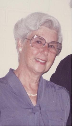 Love, Margaret Mattox