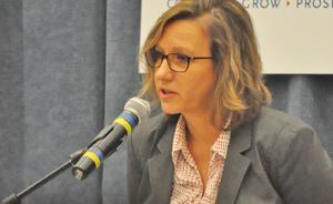 <p>Culpeper County Commonwealth's Attorney Megan Frederick</p>