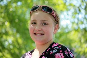 <p>A benefit will be held Tuesday in Brightwood for Gwynn Yowell, 10, who was struck with sudden paralysis in July.</p>