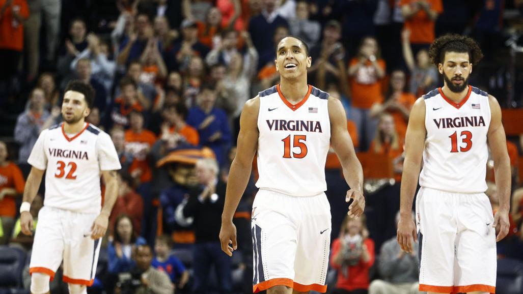 Brogdon became the embodiment of UVa basketball