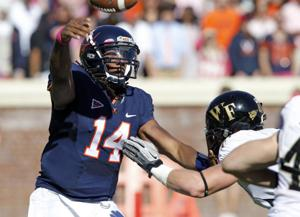 SLIDESHOW-Wake Forest defeats Virginia