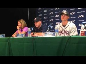 Brian O'Connor talks loss to Florida State