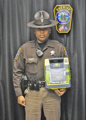 Deputy saves two lives in one day