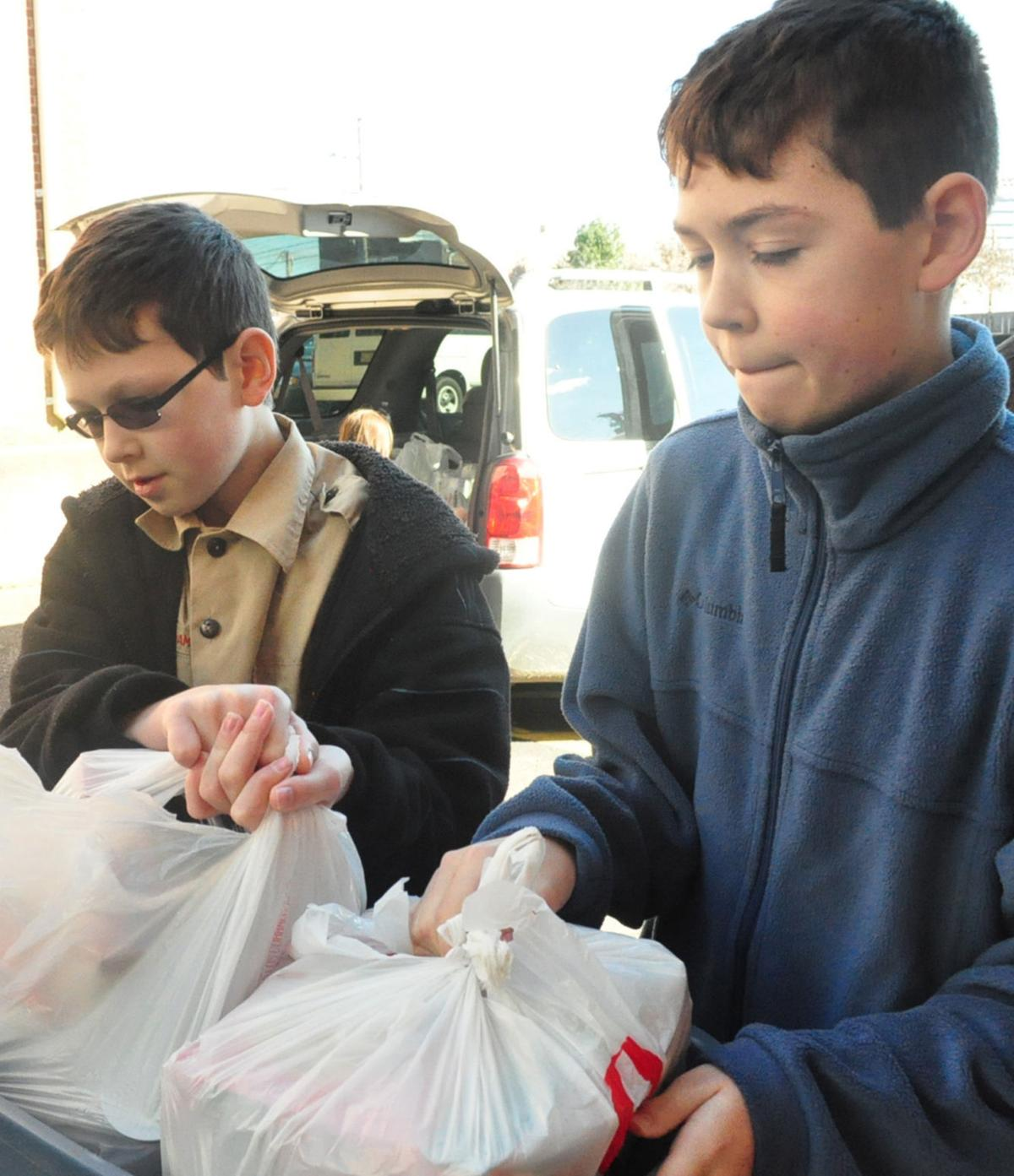 Annual Scouting For Food Drive To Kickoff Saturday News Dailyprogress Com