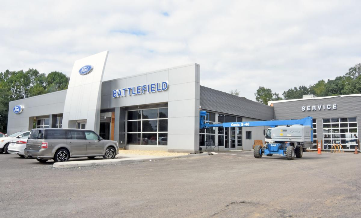 battlefield ford expands its u s 29 facility news dailyprogress. Cars Review. Best American Auto & Cars Review