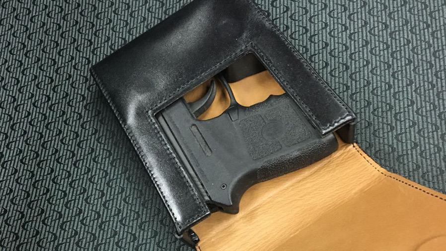 Virginia lawmaker left handgun unattended in General Assembly meeting room