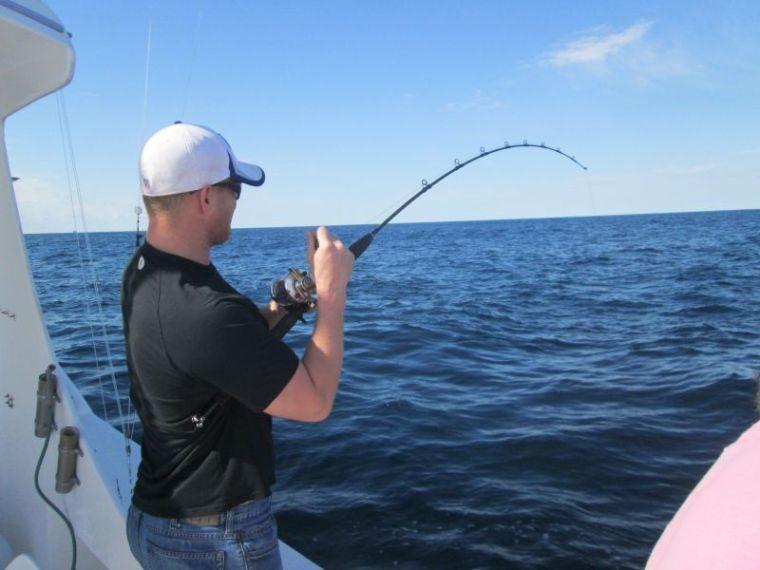 Saltwater report virginia outdoor weekly for Virginia saltwater fishing report