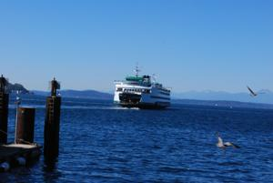 <p><span>Ferries are a popular system of transport in Washington and are an iconic part of Tacoma and Seattle.</span></p>