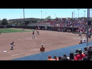 Texas Tech Softball Defeats the Texas Longhorns