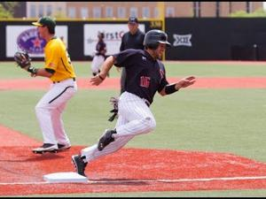 Tech baseball earns first Big 12 sweep