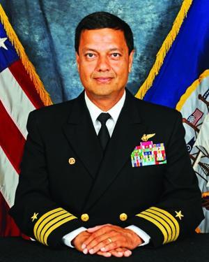 Captain Tushar Tembe