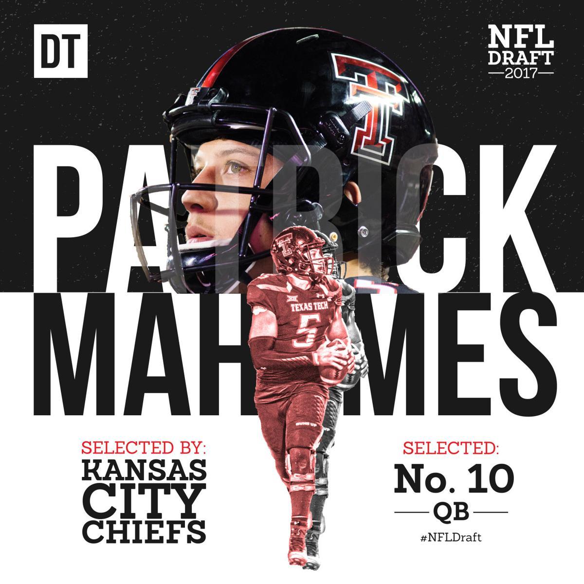Patrick Mahomes Chiefs Iphone Wallpaper: Mahomes Starts New With Kansas City Chiefs