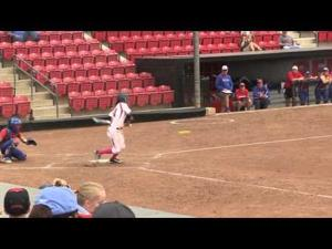 Texas Tech softball wins first Big 12 series