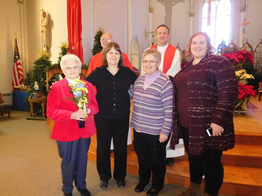 St John The Baptist Salutes Schels 40 Years In Education