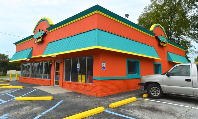 Sharx 39 s fish and chicken to open in old church 39 s chicken for Sharks fish and chicken locations