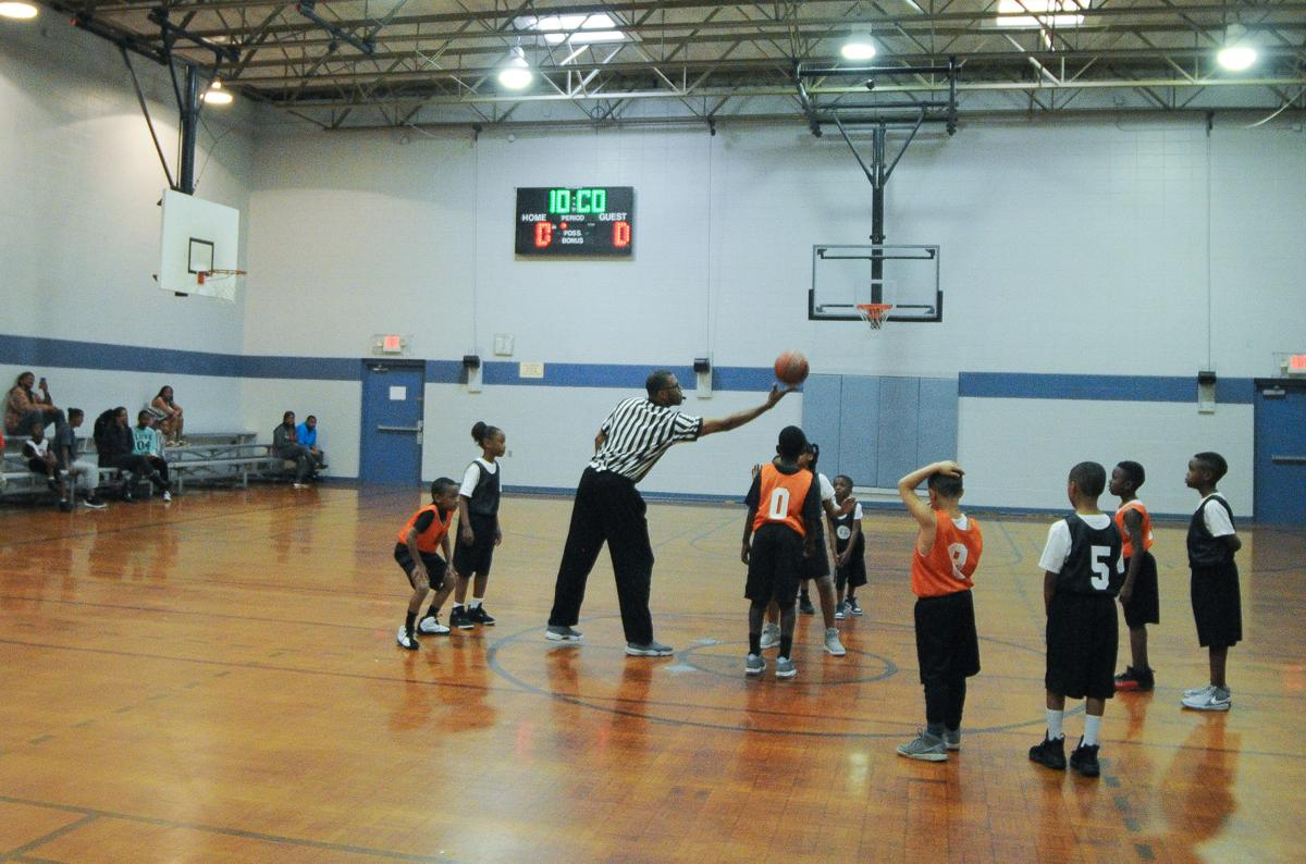 Decatur Youth Services Basket Ball League Gallery