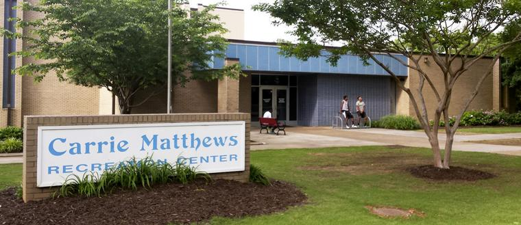 Group Wants More Activities Better Conditions At Carrie Matthews Rec Center Decatur Daily News