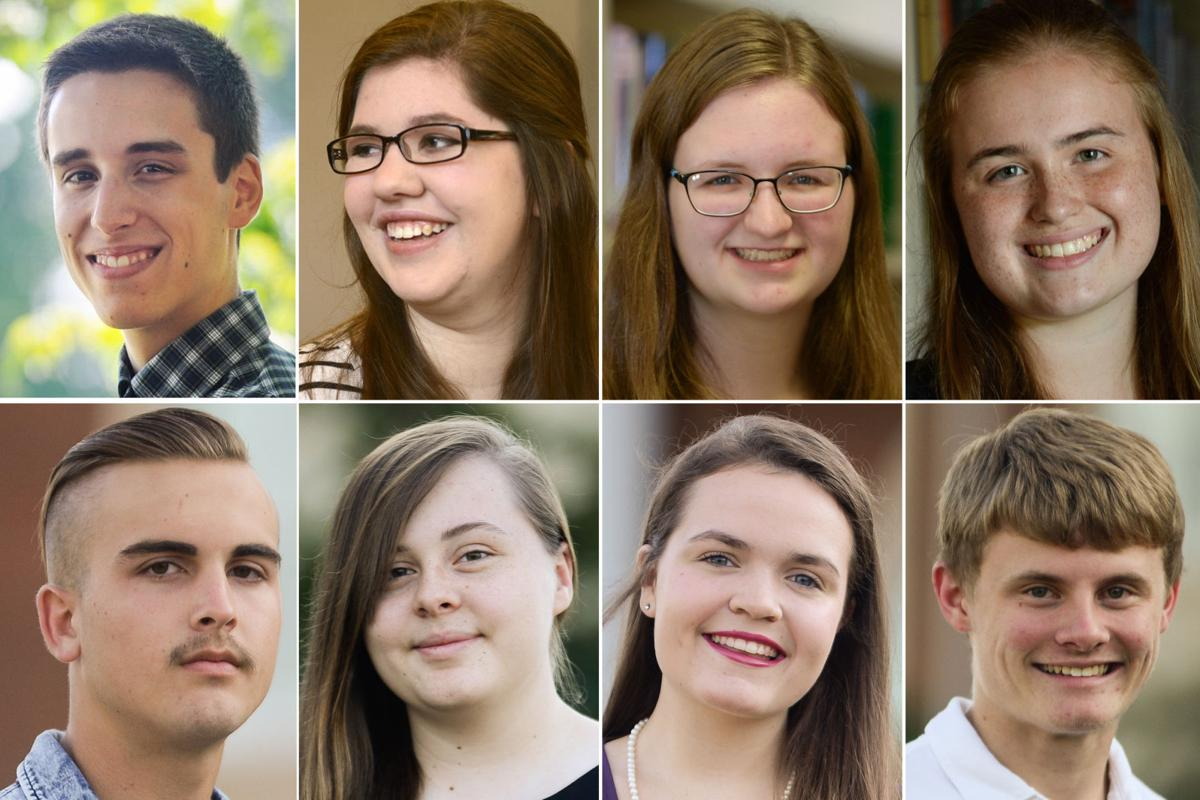 8 local students d national merit finalists local news national merit finalists