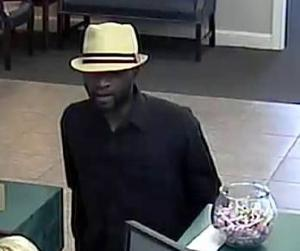 Priceville credit union robbery suspect