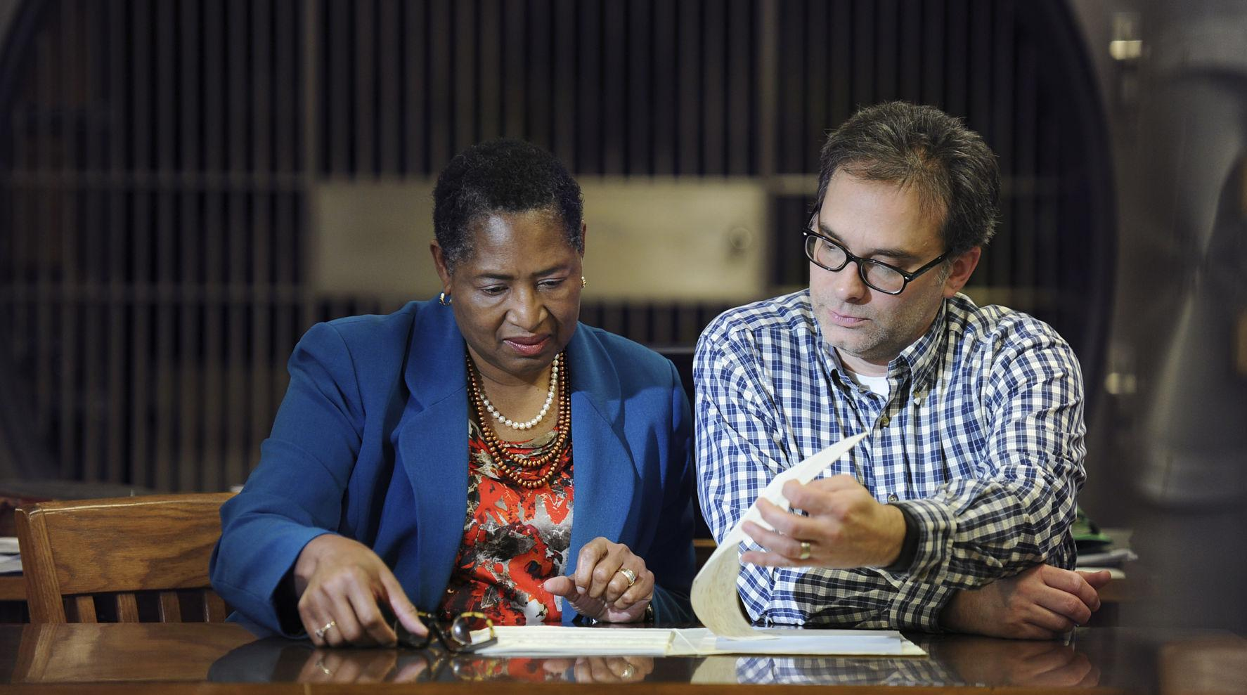 Archivist Unravels Mystery Of Why Freeman Entered Slavery Decatur Decaturdaily Com