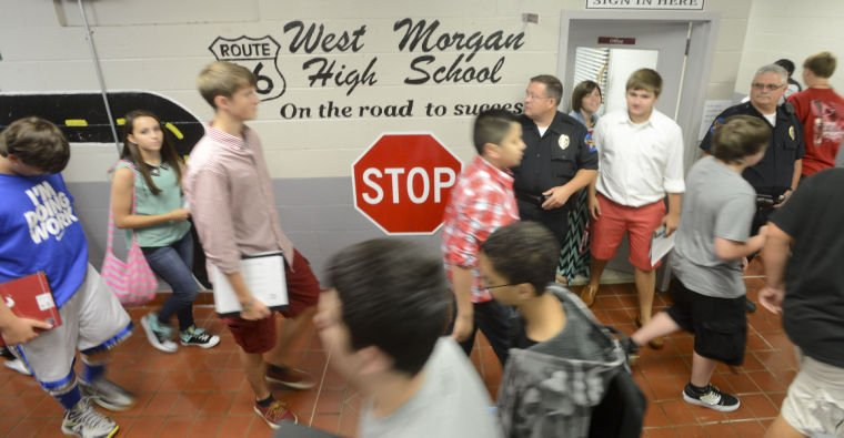 West Morgan High School