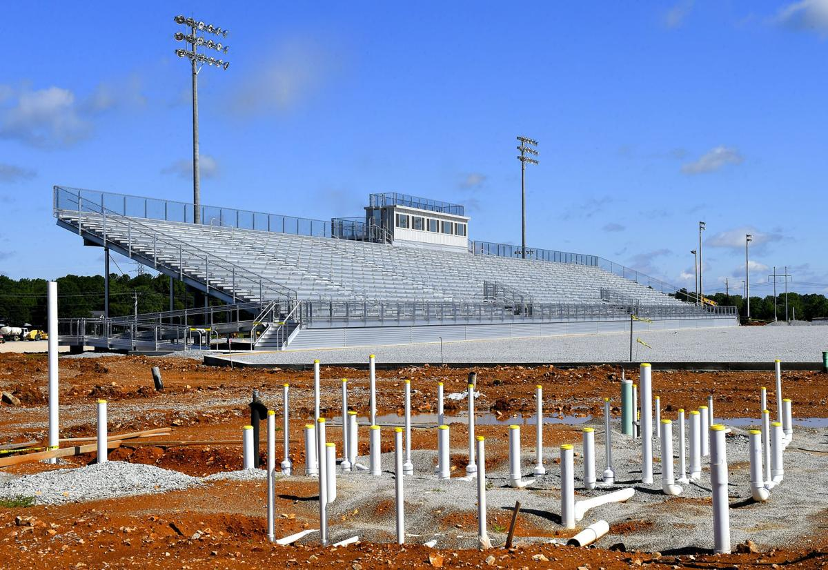 Austin Stadium On Schedule But Team Will Play At Ogle In