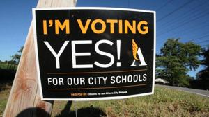 Athens 12 Mill Property Tax Vote