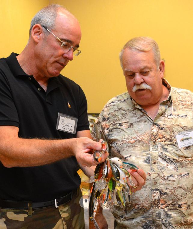 National fishing lures collectors club show decatur for National fishing association