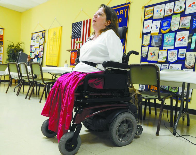 Fundraiser for limbless Hilo woman - YouTube