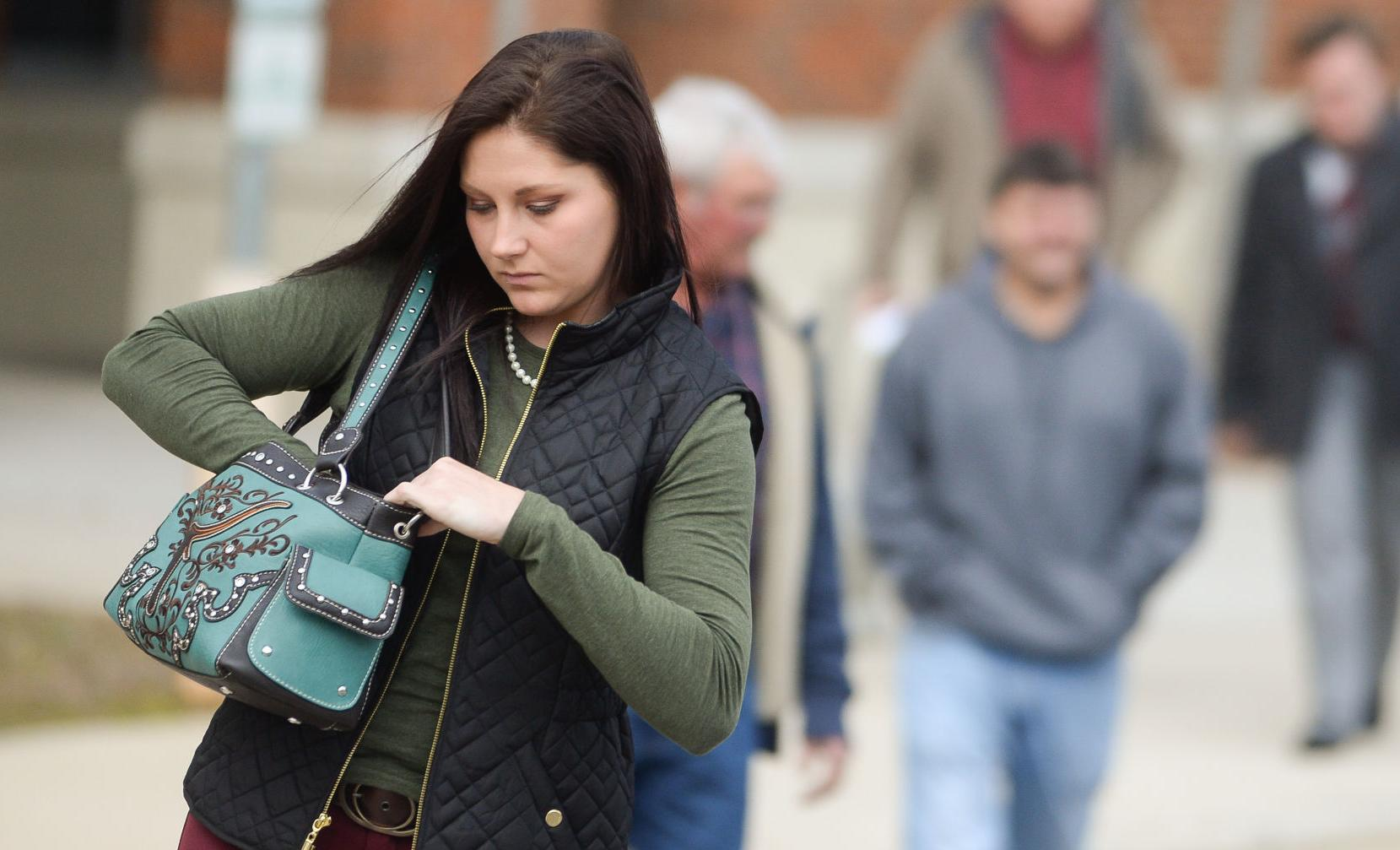 Fike Pleads Not Guilty In Death Of Her Son Lawrence