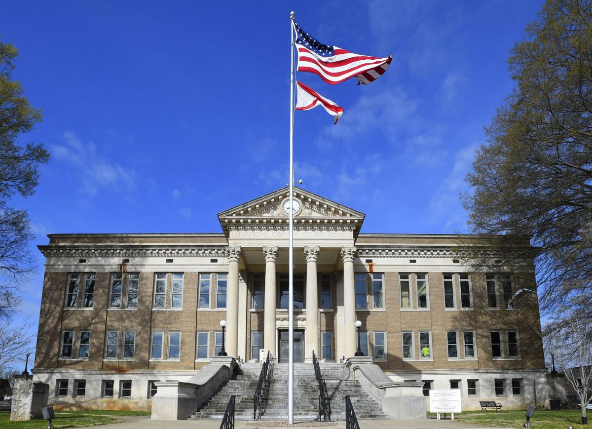 Cost Projection For Limestone Courthouse Renovation Tops