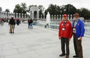 Grossmanns at memorial