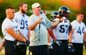 Idaho cans coach Akey